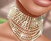 Chic Diamond Choker