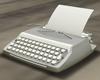 Retro Typewriter Mesh
