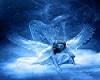 icy blue boho