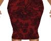 Valentine  Lace Skirt