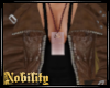 Brown Leather Jacket V3