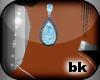 [bK]Earrings{blue}