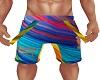 (DI) Gay pride Shorts (M