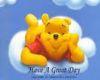 Pooh Bear baby shower