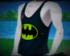 C:. Batman Black Tank