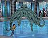 FLS Swimming Octopus