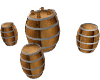 Country Barrels Chires