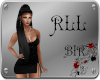 [BIR]Dress Black