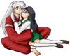 Inuyasha Cuddle