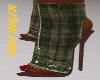 AUTUMN HENTER PLAID BOOT