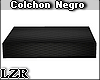 Colchon Negro * No Pose