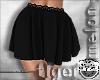 .tM. Black Skirt