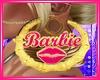 Barbie Big Earrings