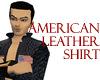 USA Leather Shirt