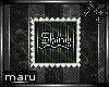 {maru}Shiny.Love.Stamp.