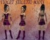 [FCS] Violet Stilettoes