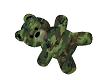 camo teddy