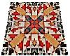 [bdtt]Indian BlanketRug2