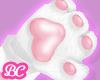 [BC] kitten paw mittens