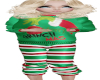 Child Grinchmas Outfit F