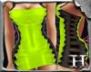 +H+ Strutter - Lime