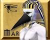 ~Mar Thoth Beak Black