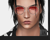 Summer  Red Glasses