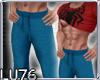 LU Pijama Pants Blue