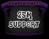[AZ] 25k Support