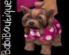Kids Yorkie Puppy Purse