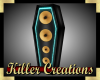 (Y71) Coffin Speaker