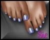 Bare Feet - BlueGreen
