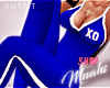 M! XoXo Blue - RLL