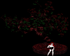 Red Animated Tree
