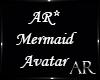 AR* Mermaid Avatar