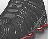 """""""S Metallic Sneakers"""
