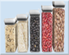 Beans & Rice Canisters