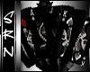 L'arlequin Black Scepter