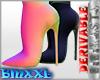 BBR Scarlettoes BMXXL