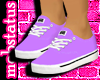 [MJ] Lilac Vans Female