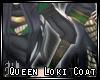 [Asgard] Queen Loki Coat
