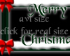 Merry Christmas Avi Bord