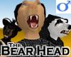 Bear Head -Mens