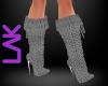 Winter bliss boots gray