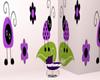Purple Ladybug Stroller