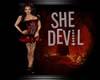 She Devil Horns