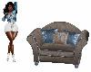 Jacoria Cuddle Chair ANI
