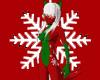 Christmas Wolf Fur