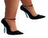 new blk/blue heels
