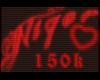 150k Sticker Payment